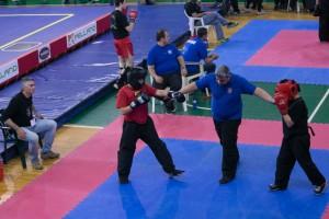 2. Πανελλήνιο πρωτάθλημα Κουνγκ Φου
