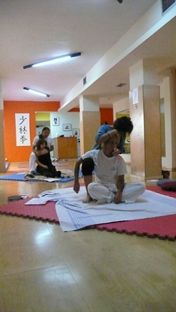 ZEN SHIATSU SEMINAR IN JUNE 1